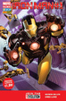 Cover of Iron Man #01