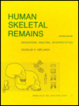 Cover of Human Skeletal Remains