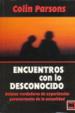 Cover of Encuentro con lo desconocido