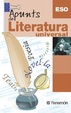Cover of Apunts de literatura universal.