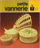 Cover of Petite vannerie