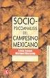 Cover of Sociopsicoanalisis del campesino mexicano