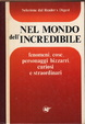 Cover of Nel mondo dell'incredibile