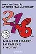 Cover of NUMEROS PARES, IMPARES E IDIOTAS