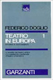 Cover of Teatro in Europa