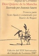Cover of Don Quijote de la Mancha (Primera parte)