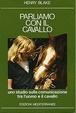 Cover of Parliamo con il Cavallo