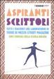 Cover of Aspiranti scrittori