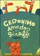 Cover of Geronimo, Amedeo & le giraffe