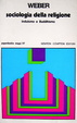 Cover of Sociologia della religione
