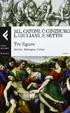 Cover of Tre figure. Achille, Meleagro, Cristo
