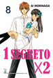 Cover of 1 segreto x 2 vol. 8