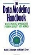 Cover of The Data Modeling Handbook