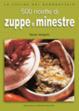 Cover of 500 ricette di zuppe e minestre