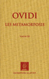 Cover of Les Metamorfosis