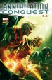 Cover of Annihilation Conquest n. 5 (di 5)