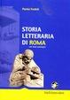Cover of Storia letteraria di Roma