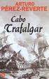 Cover of Cabo Trafalgar