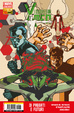 Cover of I nuovissimi X-Men n. 18