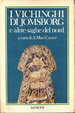 Cover of I Vichinghi di Jomsborg