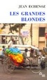 Cover of Les Grandes Blondes