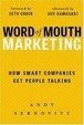 Cover of Word of Mouth Marketing