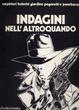 Cover of Indagini nell'Altroquando