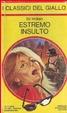 Cover of Estremo insulto