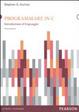 Cover of Programmare in C. Introduzione al linguaggio