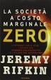 Cover of La società a costo marginale zero