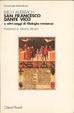 Cover of San Francesco, Dante, Vico ed altri saggi di filologia romanza