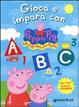 Cover of Gioca e impara con Peppa Pig. Hip hip urrà per Peppa! Con adesivi