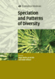 Cover of Speciation and Patterns of Diversity