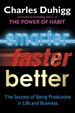 Cover of Smarter, Faster, Better