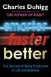 Cover of Smarter, Faster, Better