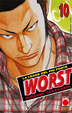 Cover of Worst vol. 10