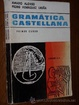 Cover of Gramática castellana: primer curso