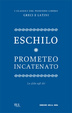 Cover of Prometeo incatenato