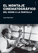 Cover of El montaje cinematográfico