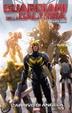 Cover of Guardiani della Galassia: Serie oro vol. 2
