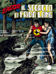Cover of Zagor n. 398 (Zenith n. 449)