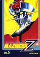 Cover of Mazinger Z vol. 5 (di 6)