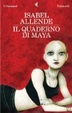 Cover of Il quaderno di Maya