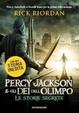 Cover of Percy Jackson e gli dei dell'Olimpo