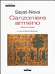 Cover of Canzoniere armeno