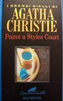 Cover of Poirot a Styles Court