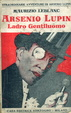 Cover of Arsenio Lupin ladro gentiluomo