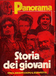 Cover of Storia dei giovani