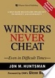 Cover of Winners Never Cheat