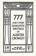 Cover of 777 And Other Qabalistic Writings of Aleister Crowley